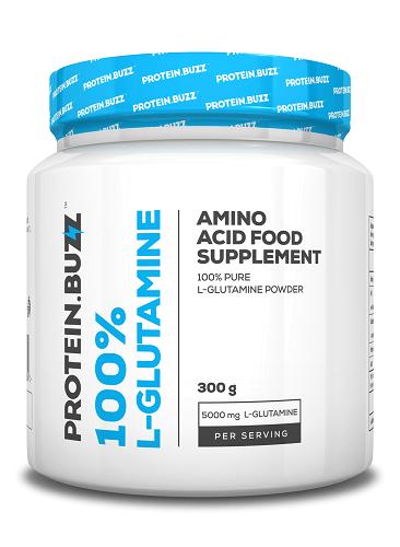 Protein.Buzz 100% L-Glutamine 500g