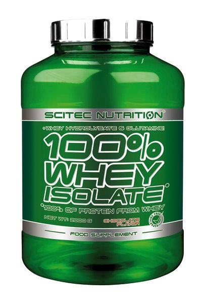 Scitec Whey Isolate 2000g