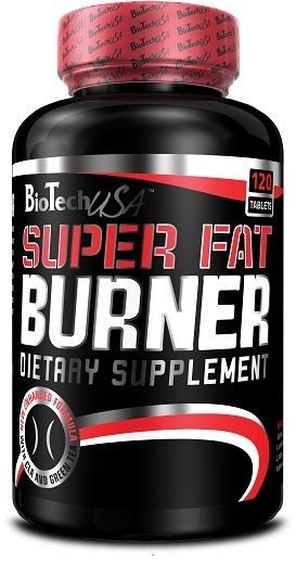 BioTech Super Fat Burner 120 Tabletten