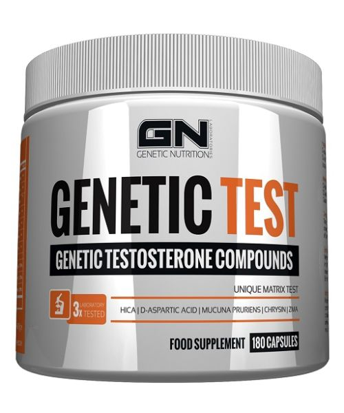 GN Genetic Test - 180 Kapsel