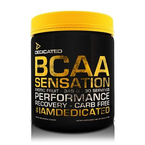 Dedicated BCAA Sensation V.2 30 Serv.