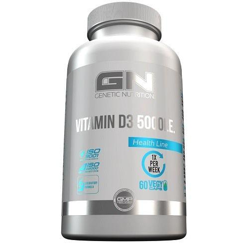 GN Vitamin D3 60 Kapsel