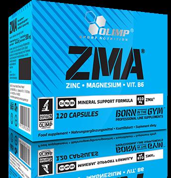 Olimp ZMA - 120 Kapsel