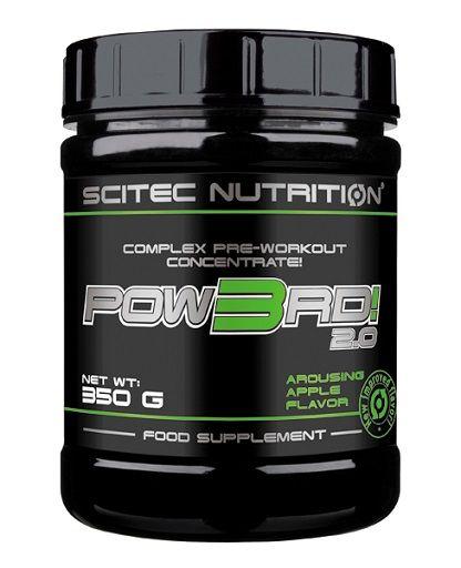 Scitec Pow3rd! 2.0 350g
