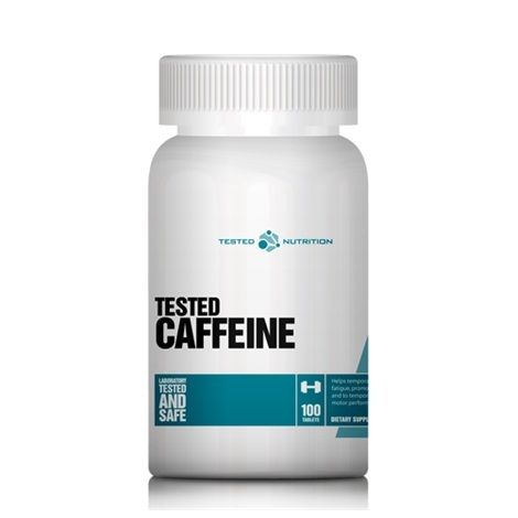 Tested Caffeine 100 Tabl.