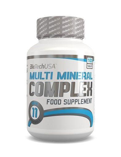 BioTech Multi Mineral Complex 100 Tabl.