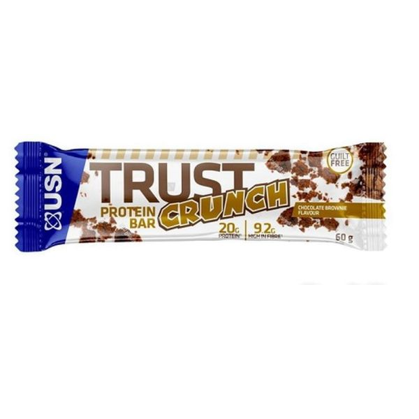USN TRUST Crunch Bars 12x60g