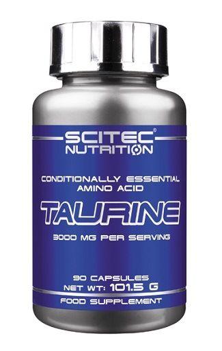 Scitec Taurine 90 Kapsel