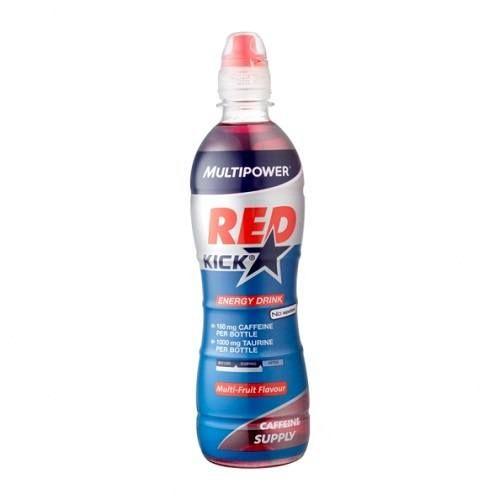 Multipower Red Kick - 12x 500ml / Still