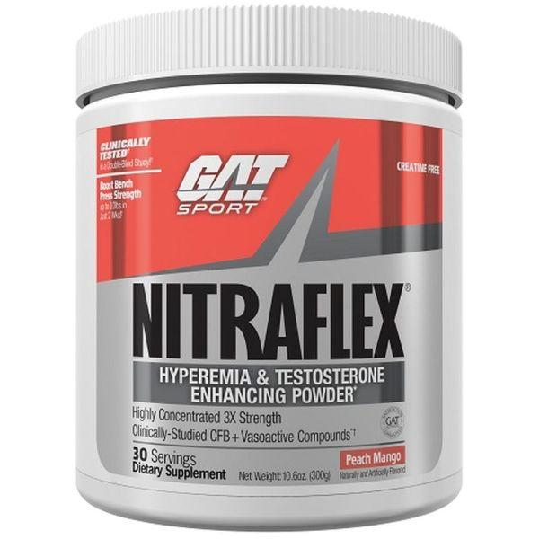 GAT Sport - Nitraflex Booster 300g