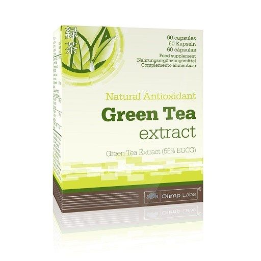 Olimp Green Tea - 60 Kapsel