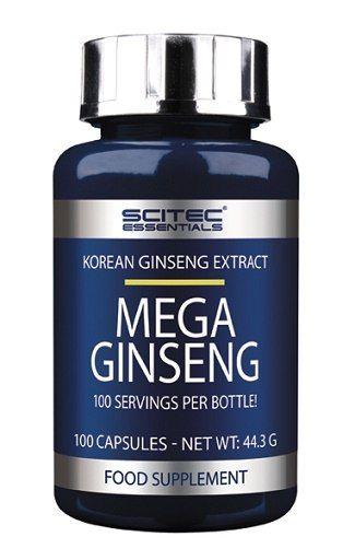 Scitec Mega Ginseng 100 Kapsel