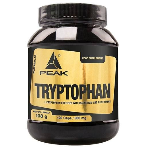 Peak Tryptophan 120 caps