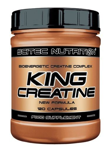 Scitec King Creatine 120 Kapsel