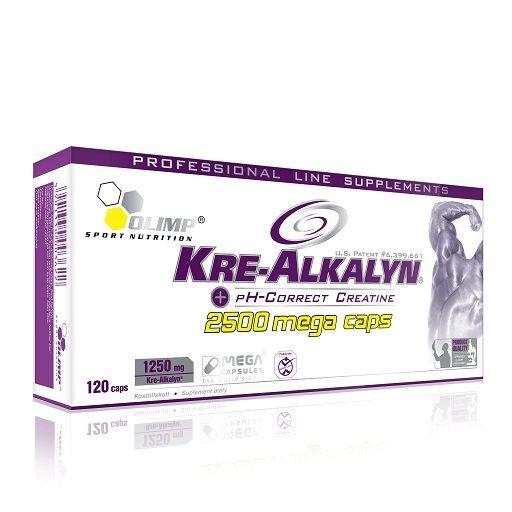 Olimp Kre Alkalyn 2500 - 120 Kapsel
