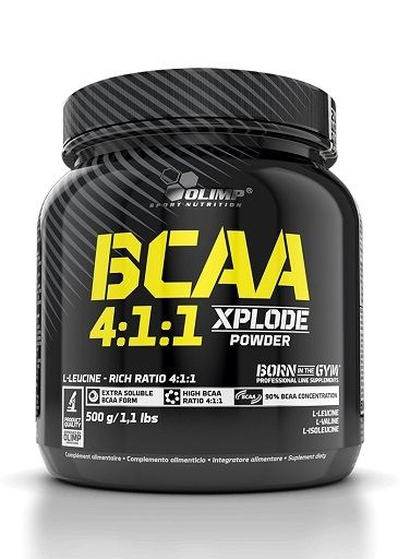 Olimp BCAA 4:1:1 Xplode Powder - 500g