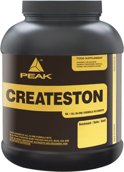 Peak Createston - 2