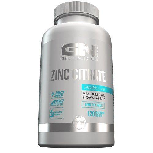 GN Zinc Citrate - 120 Tabl.