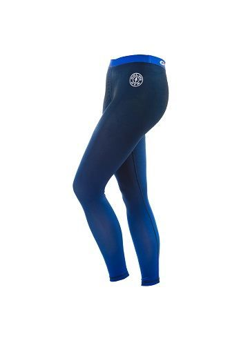 Gold´s Gym GGLPNT049 - Ladies Sublimated Tight Pants - navy