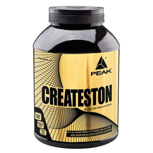 Peak Createston - 1
