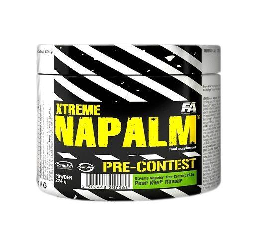 FA Nutrition Xtreme Napalm PreContest - 224g