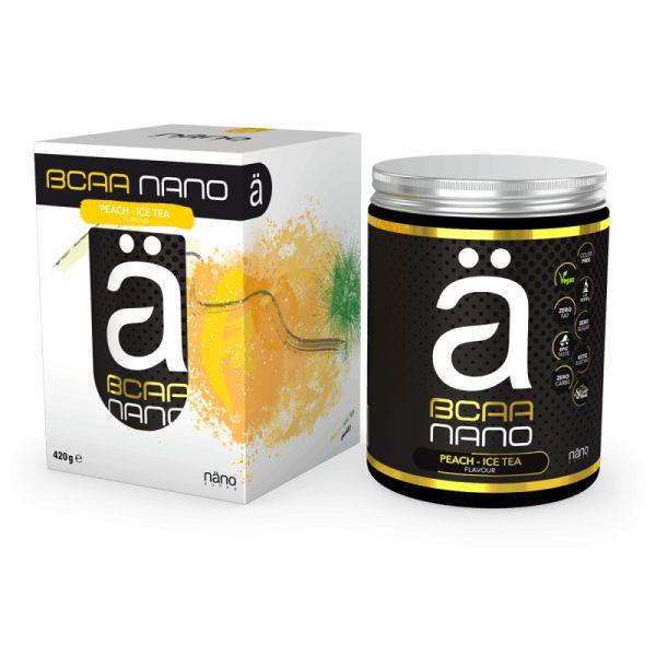"""NextLevel Nutrition - """"ä"""" - BCAA Nano 420g"""