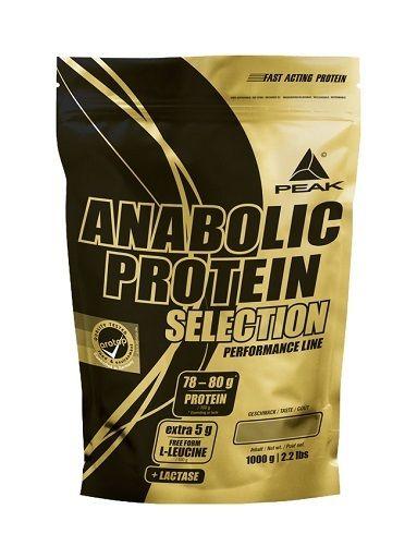 Peak Anabolic Protein Selection - 1kg