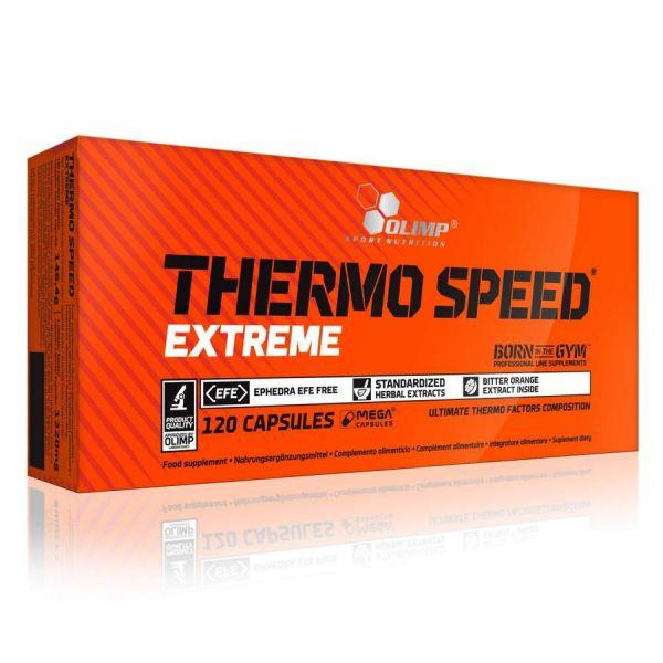Olimp Thermo Speed Extreme Mega Caps 120 Kapsel