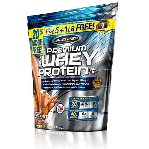 MuscleTech 100% Premium Whey Protein plus 2