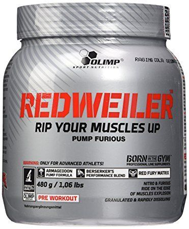 Olimp Redweiler - 480g Pulver