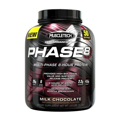 Muscletech Phase8 Protein 2