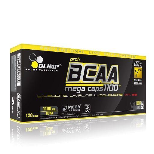 Olimp BCAA Mega Caps - 120 Kapsel