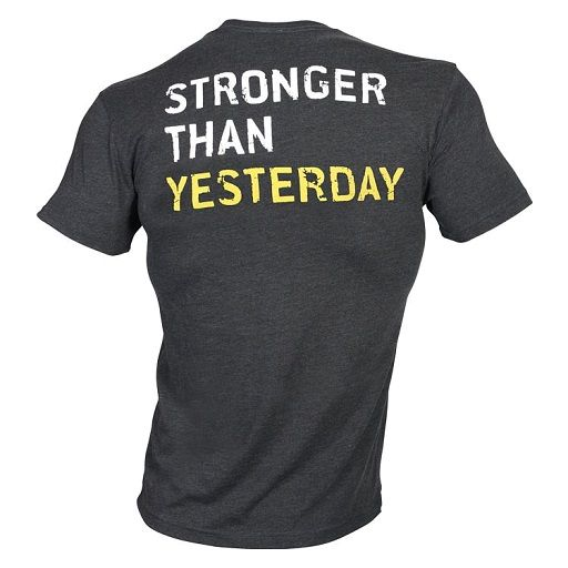 Gold´s Gym Stronger Than Yesterday