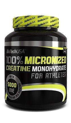 BioTech Creatine Monohydrate 1000g Dose