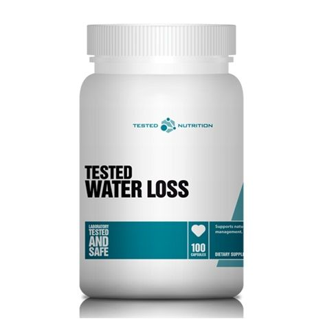 Tested Water Loss 100 Tabl.