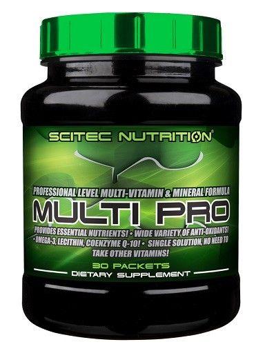 Scitec Multi Pro Plus 30 Packs