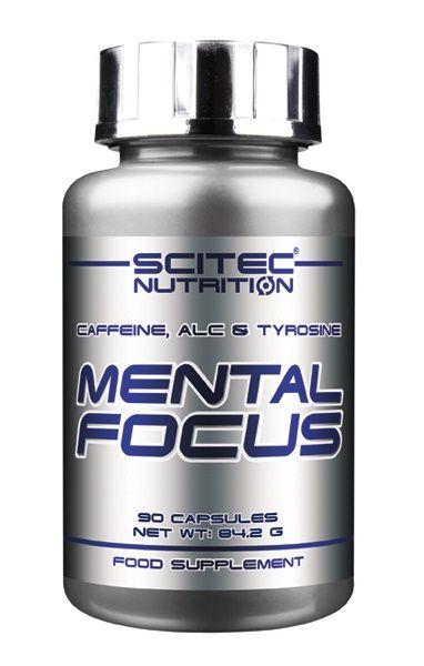Scitec Mental Focus 90 Kapsel