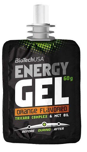 BioTech Energy Gel 24x 60g Pfirsich