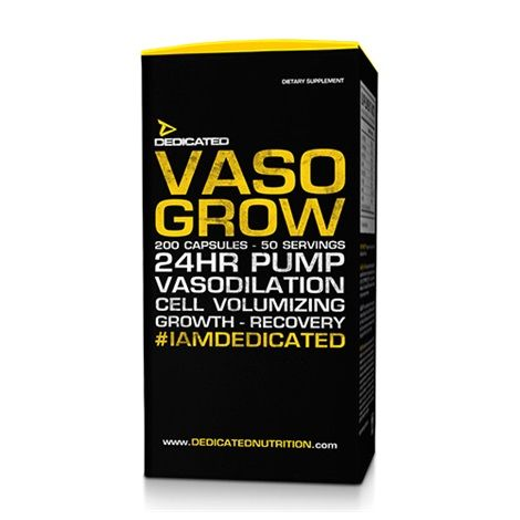 Dedicated Vaso-Grow 300 Kapsel